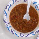 Chocolate Chili Recipe